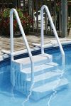 Blue Wave Easy Pool Step for Above-Ground Pools