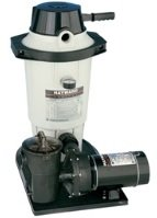 Hayward DE filter combo with pump