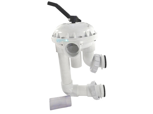 Pentair Hi-Flow Backwash Valve For Side-Mounted Sand And