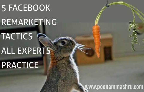 remarketing facebook tactics