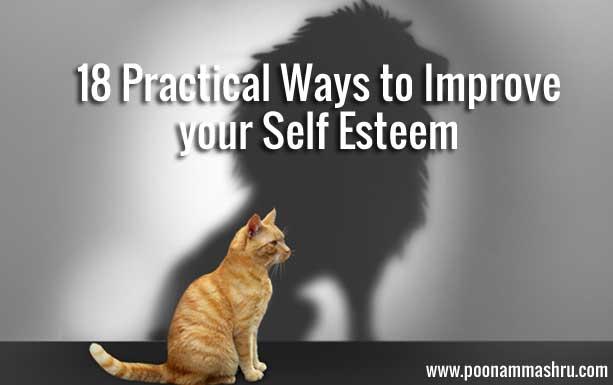 self esteem poonam mashru blog