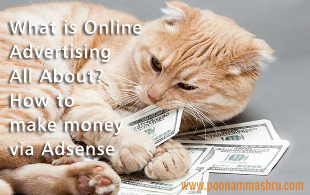 affiliate marketing how to make money online with Google Adsense
