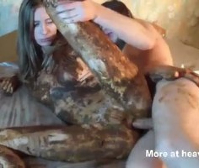 Crazy Anateur Scat Porn Smearing Shit And Vomit Black_screen