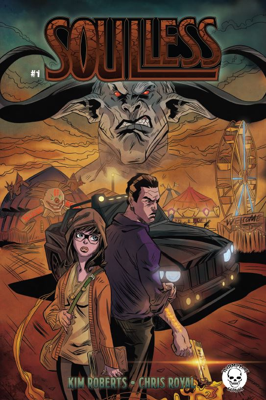 Soulless #1