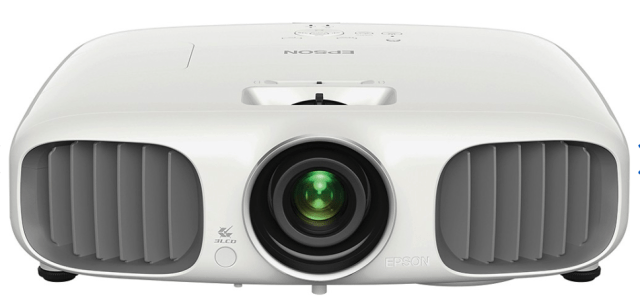Epson PowerLite home Cinema 3020 front view