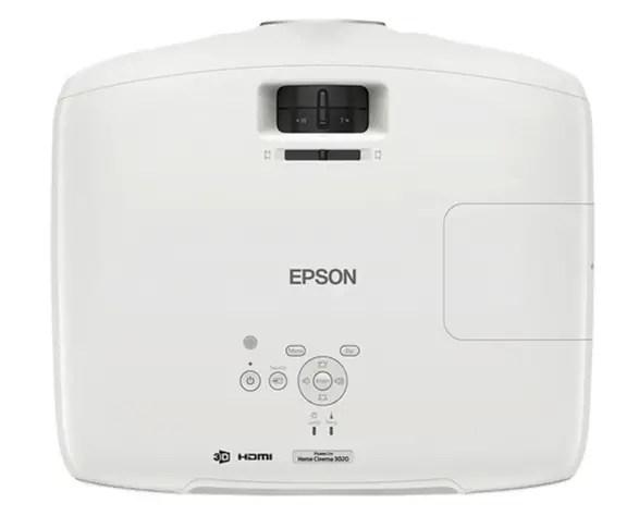 Epson PowerLite home Cinema 3020