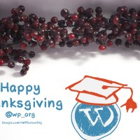 Free Thanksgiving Stock Photos by WordPress School