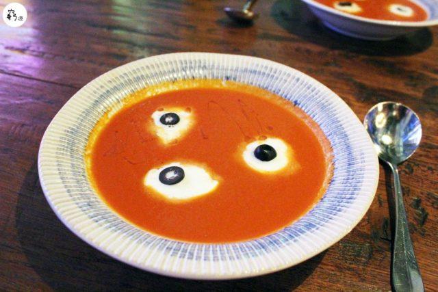 巫婆鍋眼球濃湯 $80 Eyeballs Cauldron $80