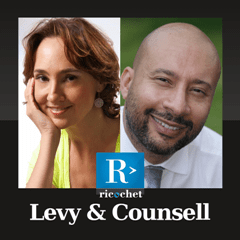 Levy and Counsell show logo