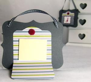 hanging post it pouch 6