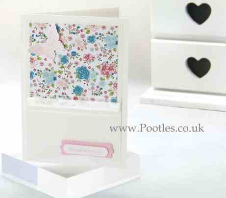 Stampin Up UK Twitterpated Workshop Card