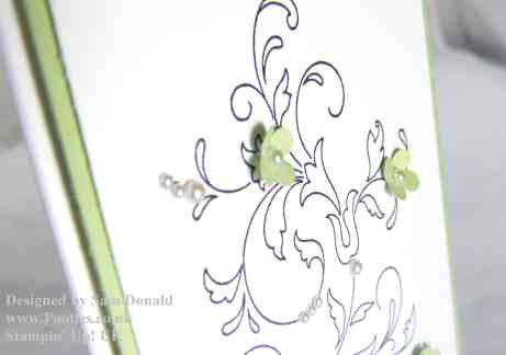 Pootles Stampin Up Creatively Yours Colour Mix