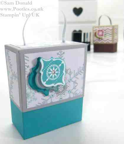 November 2013 Nail Polish Gift Box Tutorial