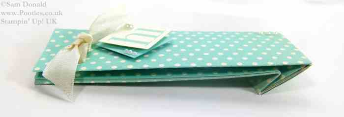 POOTLES Stampin Up UK Convention Swaps Video Tutorial