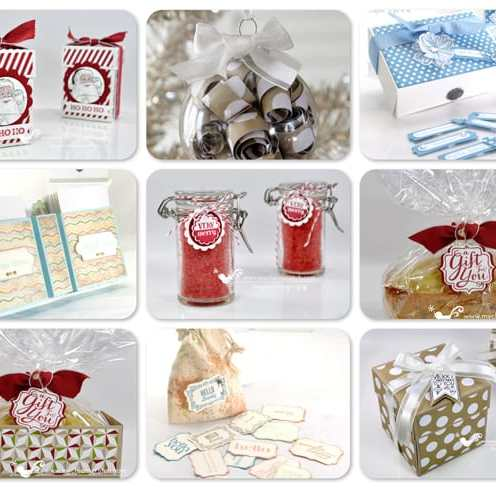 Handmade Gifts Class with Chic n Scratch and Pootles