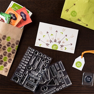 stampin up show and tell 1 examples