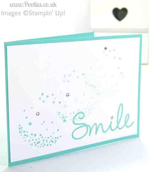 Stampin' Up! Spring Catalogue Sneak Peek... single card