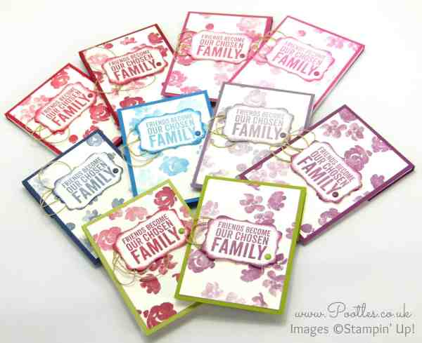 SpringWatch 2015 Thank You Gift Notebooks Tutorial Full Collection