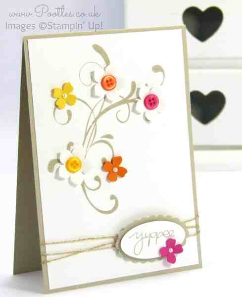 Stampin' Up! Demonstrator Pootles - Endless Birthday Wishes and Everything Eleanor, together