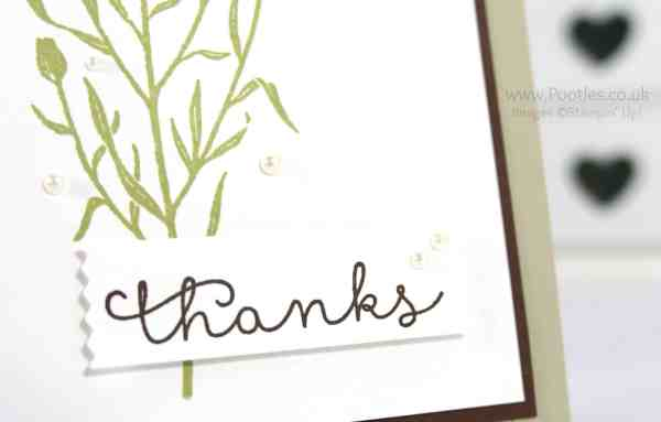Stampin' Up! Demonstrator Pootles - Wild About Flowers, take 2.... cottage greetings