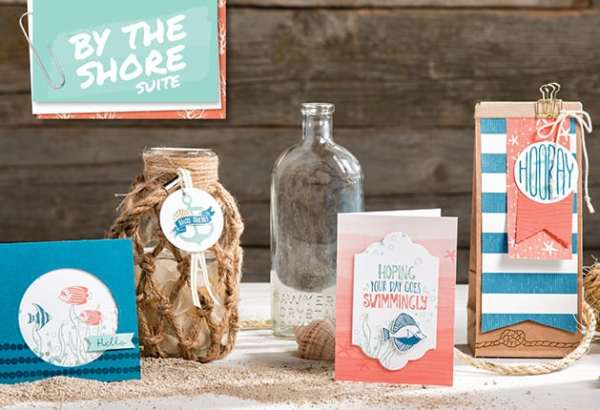 Stampin' Up! By the Shore