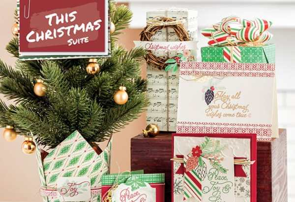Stampin' Up! This Christmas