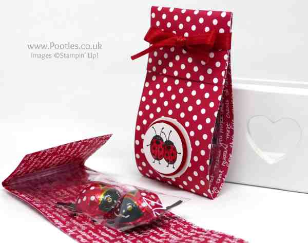 Stampin' Up! Demonstrator Pootles - Chocolate Ladybird Patreon Goodies Open