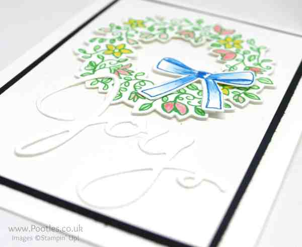 Stampin' Up! Demonstrator Pootles - Colour Your World Blog Hop July - Circle of Spring Profile