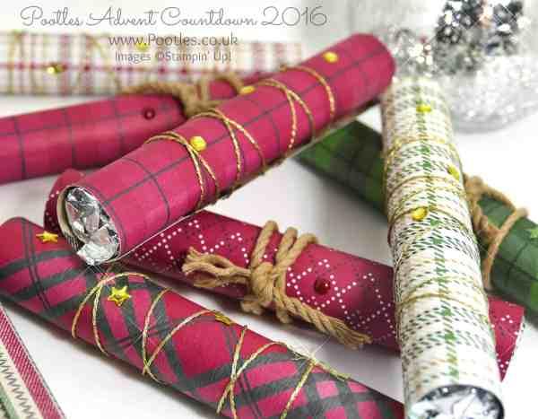 Pootles Advent Countdown 2016 Quick 'n Easy Sweetie Wraps enamel shapes detail