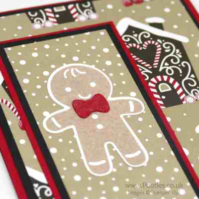 Candy Cane Lane and the Cookie Cutter Gingerbread Man
