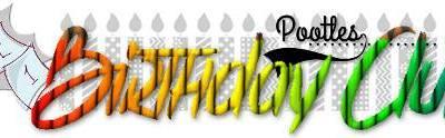 Pootlers' Birthday Blog Hop – December
