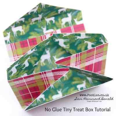 Shirley's No Glue Green & Blacks Gift Box