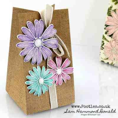 Pressed Petals and Daisy Lane Bag Tutorial