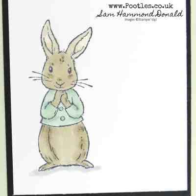 Fable Friends Springtime Blends Card Idea