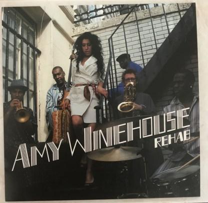 Amy Winehouse Rehab LP