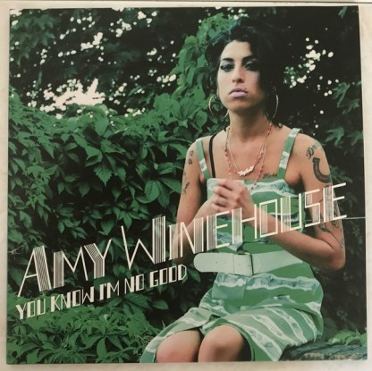 Amy Winehouse You know im no good LP