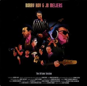 Barry Hay JB Meijers – The Artone Session LP