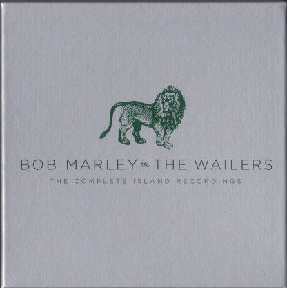 Bob Marley The Wailers – The Complete Island Recordings LP