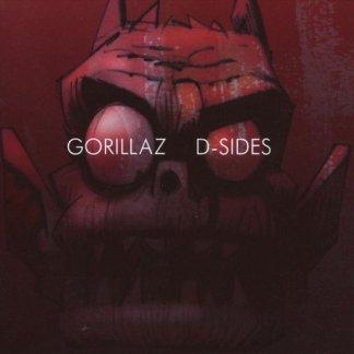 Gorillaz D Sides 0190295307745
