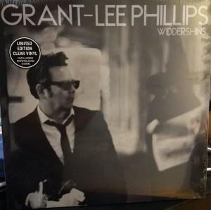 Grant Lee Phillips – Widdershins LP Cover