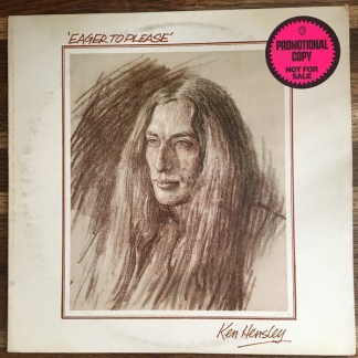 Ken Hensley ‎– Eager To Please