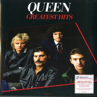 Queen ‎– Greatest Hits LP