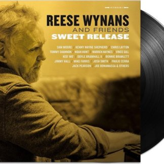 Reese Wynans And Friends LP