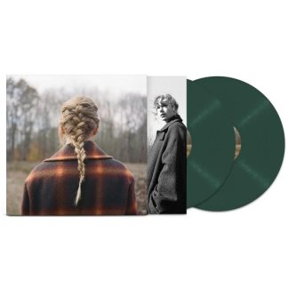 Taylor Swift Evermore Coloured Vinyl