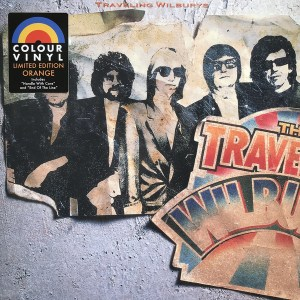 Traveling Wilburys – Volume One LP Cover