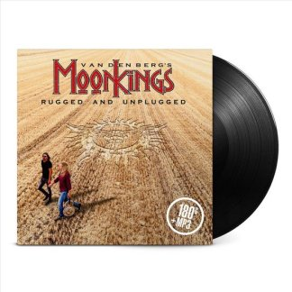 Vandenbergs Moonkings Rugged And Unplugged LP
