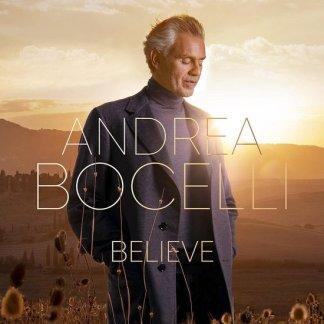 Andrea Bocelli Believe LP