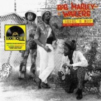 Bob Marley Rebels Hop An Early 70s Retrospective LP