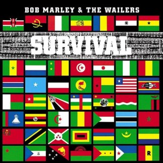 Bob The Wailers Marley Survival CD
