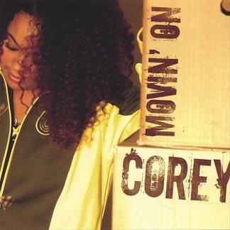 Corey Movin On CD
